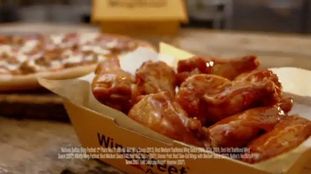 Pizza Hut WingStreet TV Spot, 'Hungry College Kids' Ft. Scott Van Pelt - Thumbnail 4