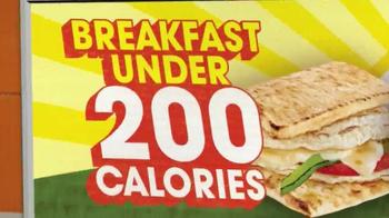 Subway Breakfast  TV Spot, 'Morning Bus' - Thumbnail 5