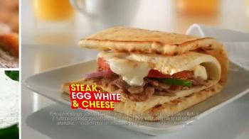 Subway Breakfast  TV Spot, 'Morning Bus' - Thumbnail 8