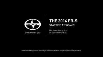 2014 Scion FR-S  TV Spot, 'Makes Everything Epic' - Thumbnail 9