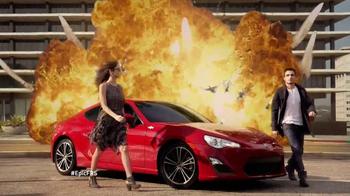 2014 Scion FR-S  TV Spot, 'Makes Everything Epic' - Thumbnail 4