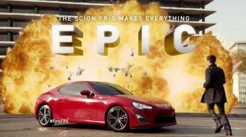 2014 Scion FR-S  TV Spot, \'Makes Everything Epic\'