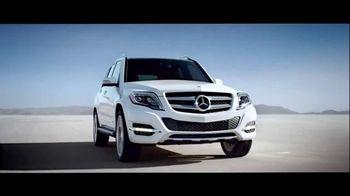 2014 Mercedes-Benz GLK TV Spot, 'Experience' - 477 commercial airings
