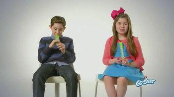 GoGurt TV Spot, 'Flat' - 3 commercial airings