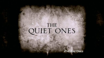 The Quiet Ones - 603 commercial airings