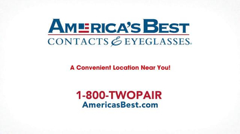 America's Best Contacts and Eyeglasses TV Spot, '35th Anniversary' - Thumbnail 8