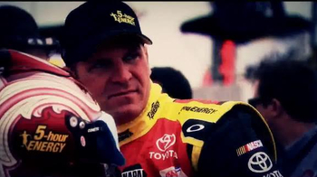 5 Hour Energy TV Spot, 'Race Day' Featuring Clint Bowyer - Thumbnail 1