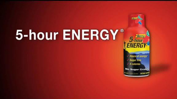 5 Hour Energy TV Spot, 'Race Day' Featuring Clint Bowyer - Thumbnail 10