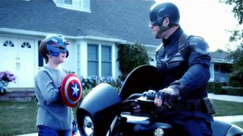 Captain America Super Soldier Gear TV Spot, 'Saving the Day'