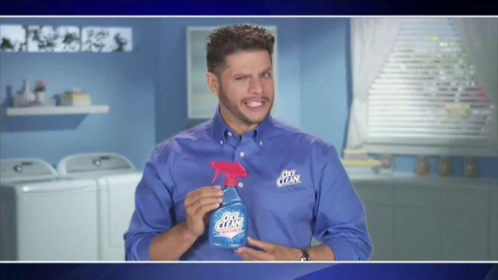 Oxiclean Maxforce Commercial Televisivo Ispot Tv