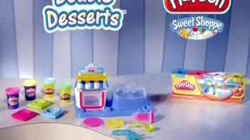 Play-Doh Sweet Shoppe Double Desserts TV Spot - Thumbnail 9