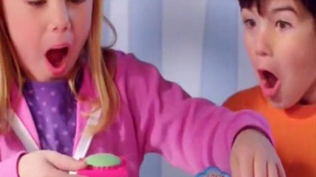 Play-Doh Sweet Shoppe Double Desserts TV Spot - Thumbnail 6