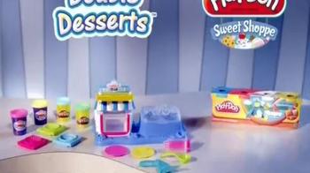 Play-Doh Sweet Shoppe Double Desserts TV Spot - Thumbnail 8