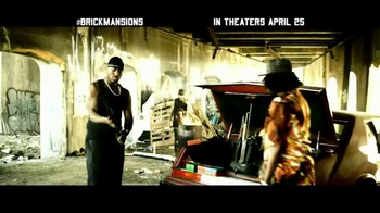 Brick Mansions - Alternate Trailer 1