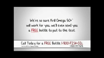 Purity Products Krill Omega 50+ TV Spot