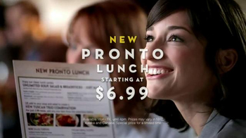 Olive Garden Buy One, Take One TV Spot - Thumbnail 10