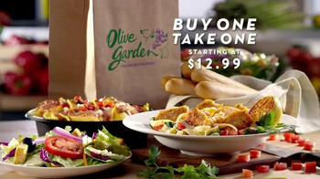 Olive Garden Buy One, Take One TV Spot - Thumbnail 8