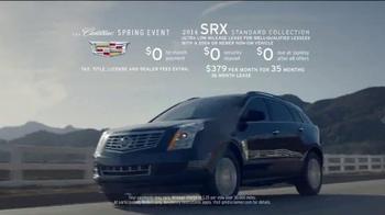 The Cadillac Spring Event TV Spot, 'Vanilla' - Thumbnail 8