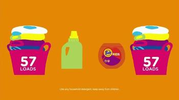 Tide Pods TV Spot, '57 Loads' - 678 commercial airings