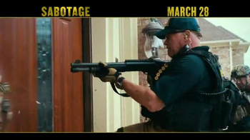 Sabotage - Alternate Trailer 22