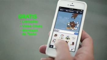 Line App TV Spot, 'Llamadas Gratis' [Spanish] - Thumbnail 7