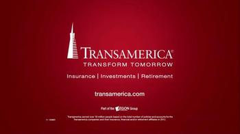 Transamerica TV Spot, 'Helping You Transform Tomorrow' - Thumbnail 8