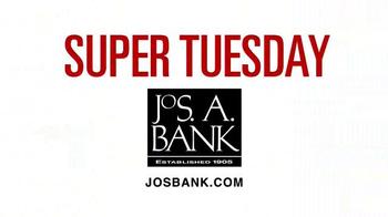 JoS. A. Bank TV Spot, 'Super Tuesday 60 Percent Off' - Thumbnail 7