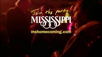 Visit Mississippi TV Spot, 'Homecoming' Song by Leo Welch - Thumbnail 10