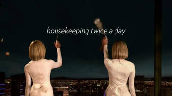 Aria Hotel and Casino TV Spot, 'Housekeeping' - Thumbnail 6