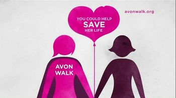 2014 Avon Walk for Breast Cancer TV Spot - 11 commercial airings