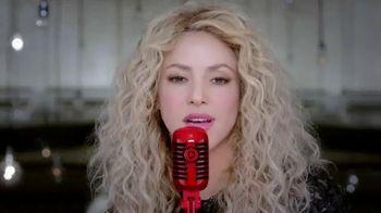 Target TV Spot, 'Shakira's Self-Titled Album Launch'