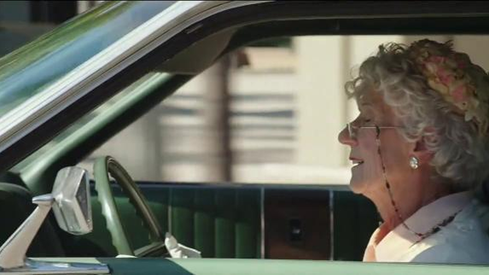 Lucas Heavy Duty Oil Stabilizer TV Commercial, 'Grandma Chase'