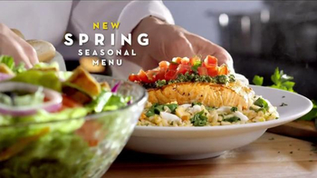 Olive Garden TV Spot, 'Spring Seasonal Menu'