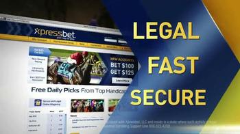 xpressbet.com TV Spot, 'Sport of Kings' - Thumbnail 4
