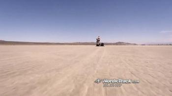 Nordic Track Space Saver SE9i Elliptical TV Spot, 'Transformation' - Thumbnail 8