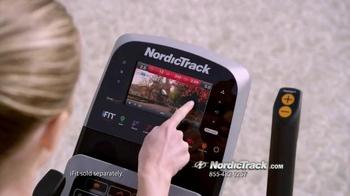 Nordic Track Space Saver SE9i Elliptical TV Spot, 'Transformation' - Thumbnail 4
