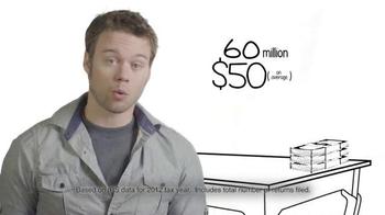 Liberty Tax Service TV Spot, 'Billion-Dollar Tax' - Thumbnail 3