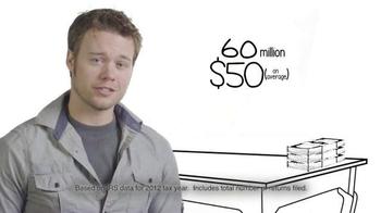 Liberty Tax Service TV Spot, 'Billion-Dollar Tax' - Thumbnail 4