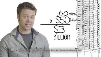 Liberty Tax Service TV Spot, 'Billion-Dollar Tax' - Thumbnail 6