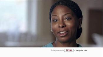 Vistaprint TV Spot, 'Shontai Thomas' - Thumbnail 9