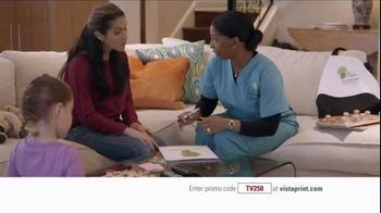 Vistaprint TV Spot, 'Shontai Thomas' - Thumbnail 1