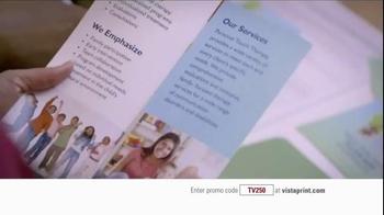 Vistaprint TV Spot, 'Shontai Thomas' - Thumbnail 3