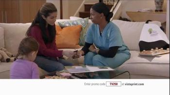 Vistaprint TV Spot, 'Shontai Thomas' - Thumbnail 5