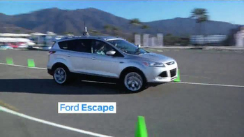 Ford EcoBoost Challenge TV Spot, 'Head-to-Head With the Escape' - Thumbnail 4