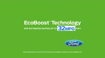 Ford EcoBoost Challenge TV Spot, 'Head-to-Head With the Escape' - Thumbnail 5