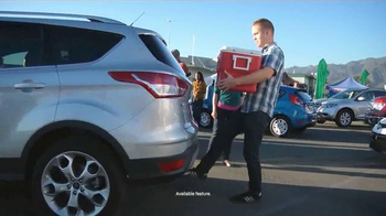 Ford EcoBoost Challenge TV Spot, 'Head-to-Head With the Escape' - Thumbnail 7