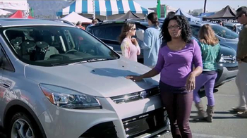 Ford EcoBoost Challenge TV Spot, 'Head-to-Head With the Escape' - Thumbnail 9