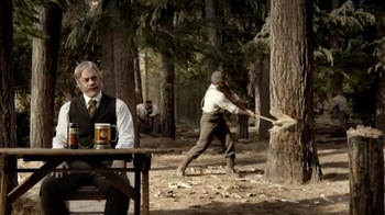 Smith & Forge Hard Cider TV Spot, 'Lumberjack' - Thumbnail 3