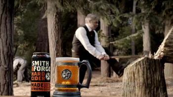Smith & Forge Hard Cider TV Spot, 'Lumberjack' - Thumbnail 8