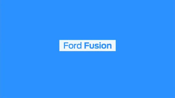 Ford EcoBoost Challenge TV Spot, 'Head-to-Head With the Fusion' - Thumbnail 10